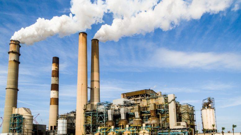 Causas de la contaminación ambiental