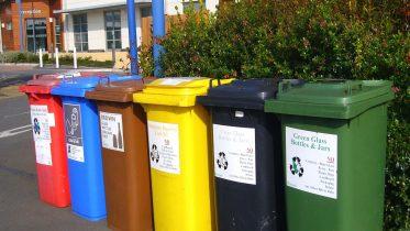 Importancia de la separación de basura