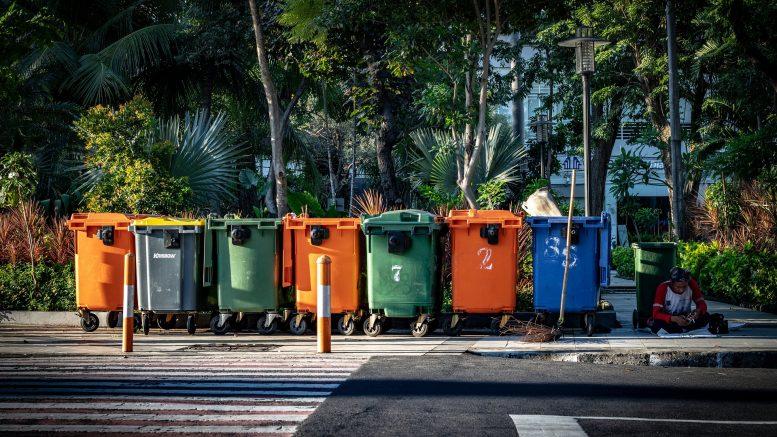 Qué es el reciclaje de basura
