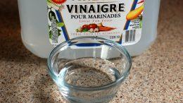 Qué se puede limpiar con vinagre