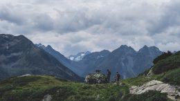 Qué es un sistema montañoso