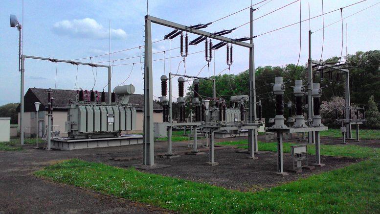 Qué es una subestación eléctrica