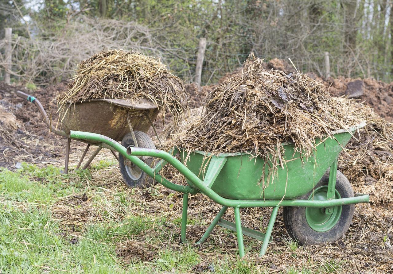 Residuos Agrícolas Como Combustible