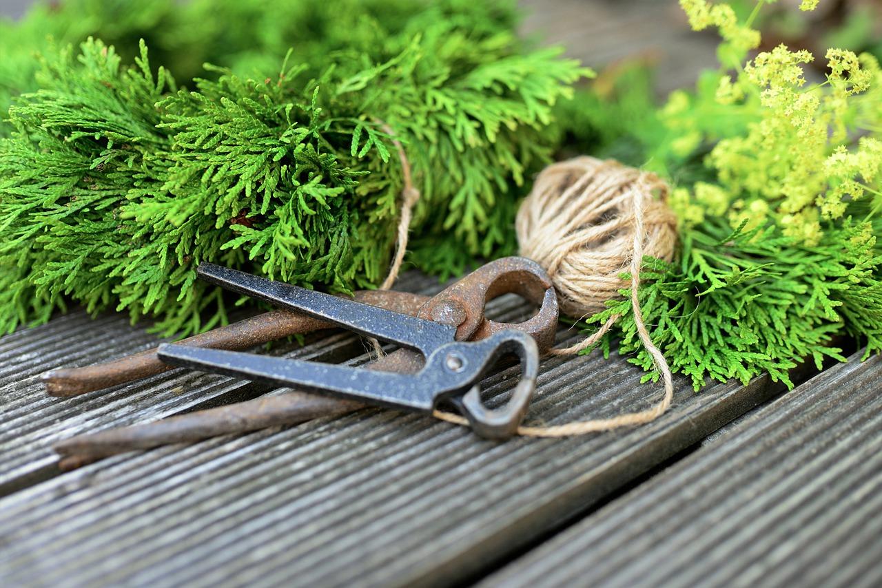 Herramientas para el jardinero profesional