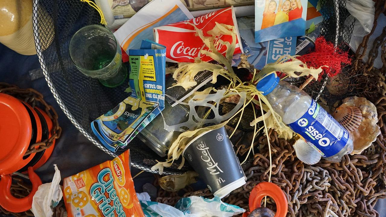 Tipos de residuos peligrosos
