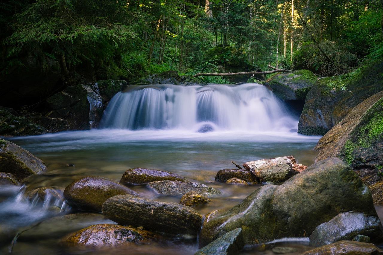 Agua de los ríos