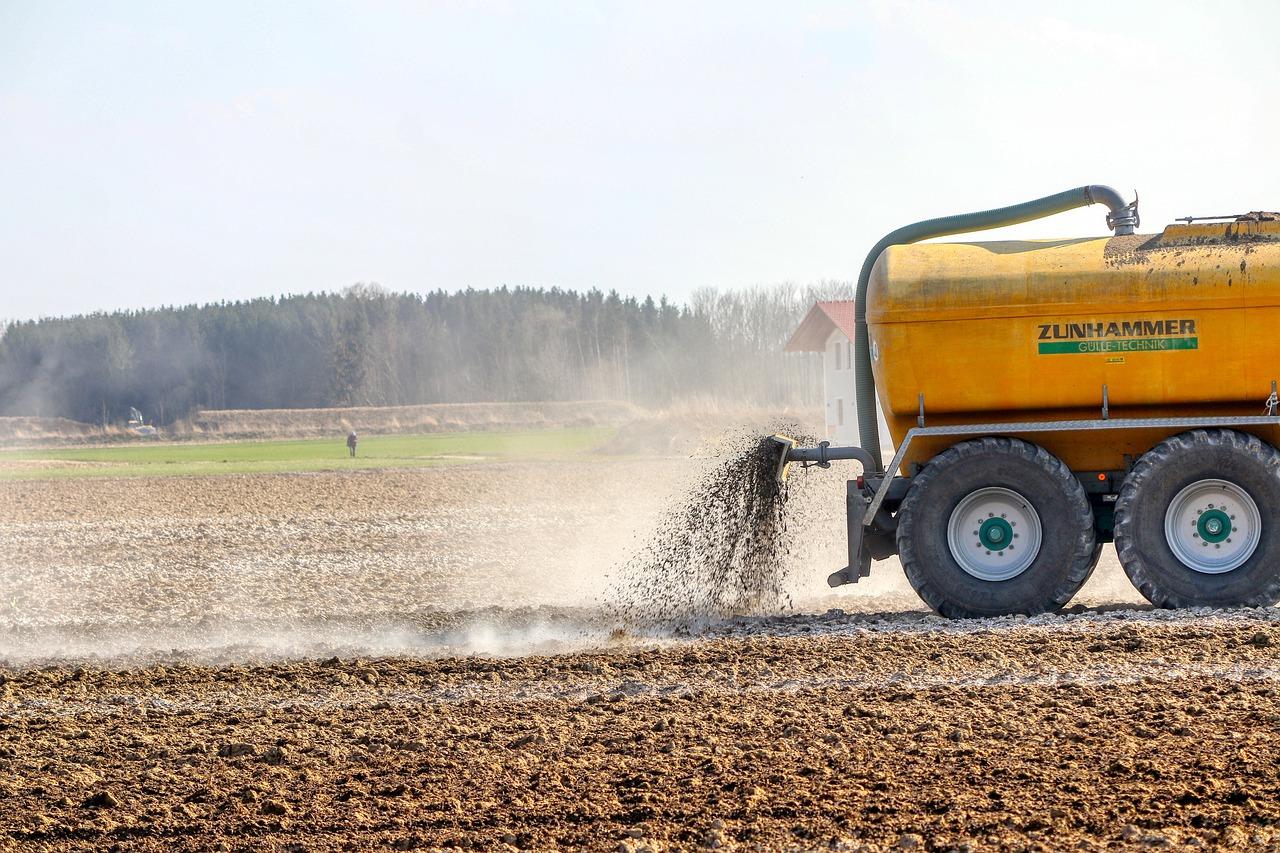 Diferentes tipos de fertilizantes del suelo
