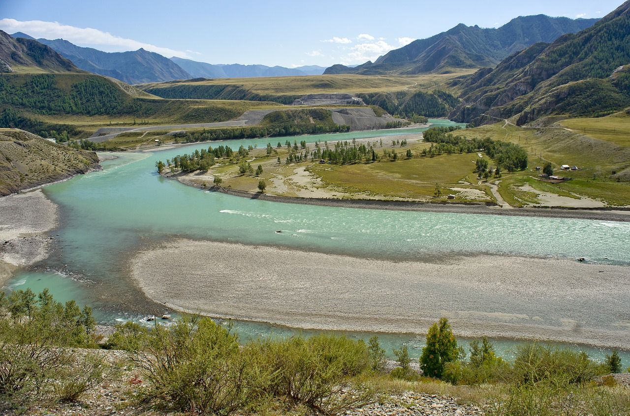 Tipos de ríos que existen
